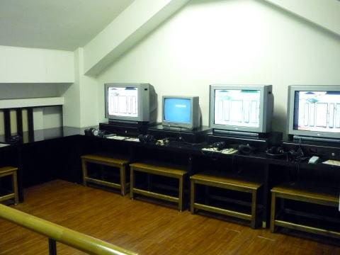 大垣城ビデオの部屋