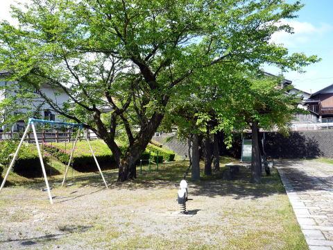 細川忠興陣跡公園