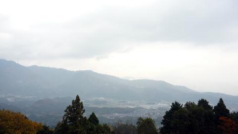関ヶ原への景色